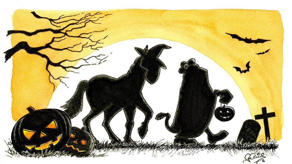 Free Halloween Hosting!